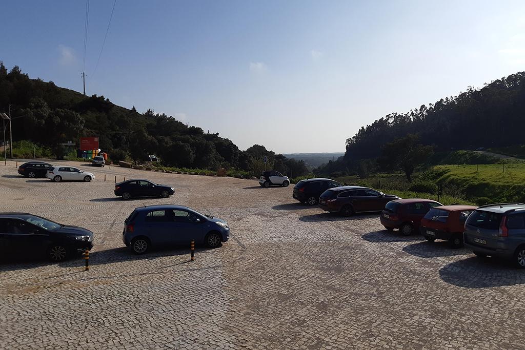 Parque de Estacionamento AISA